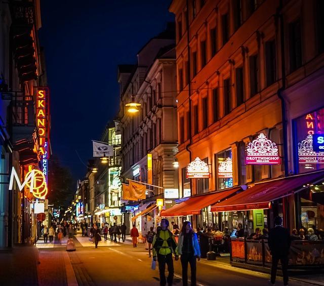 De bästa platserna att besöka i Stockholm